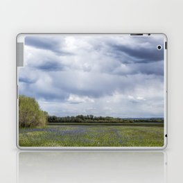 Field of Camas and Dandelions, No. 2 Laptop & iPad Skin