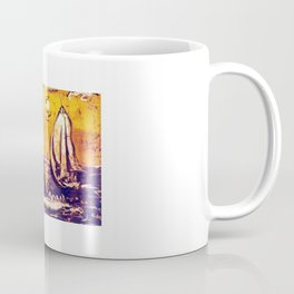 The Big Race        by Kay Lipton Coffee Mug