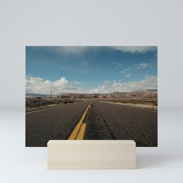 Road to Somewhere Mini Art Print