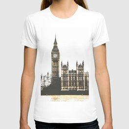 Vintage London 01 T-shirt