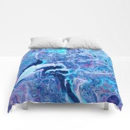 HELTER SKELTER Comforters