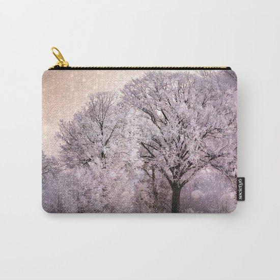 Winter Oak Fantasy Carry-All Pouch