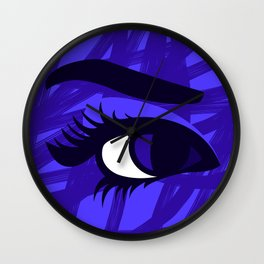 Third Eye Chakra - Awarenes Wall Clock