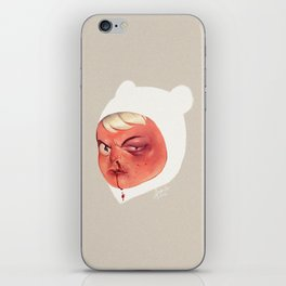 Occupational Hazard iPhone Skin