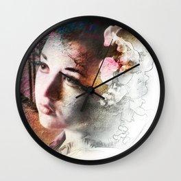 ialmostknewyou Wall Clock