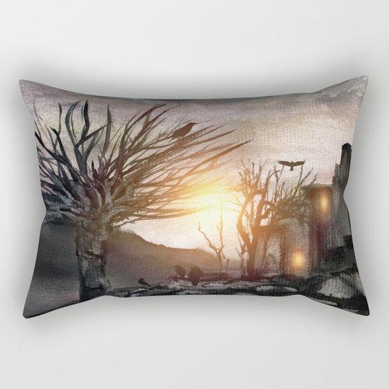 Tales of Halloween II Rectangular Pillow