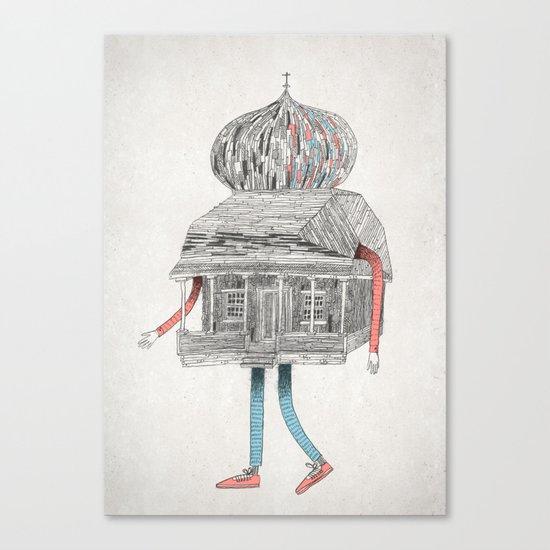 Gustaf. Canvas Print