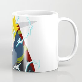 DBZ Trunks Coffee Mug