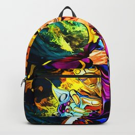 Gold Experience Backpack