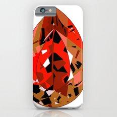 GEMS - red , velvet , orange , rubin Slim Case iPhone 6s