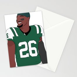 Green Team Stationery Cards