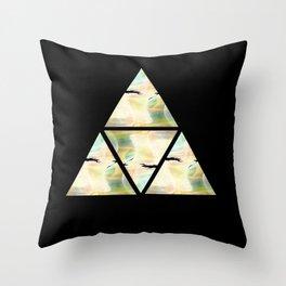 Angles II Throw Pillow