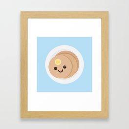 Let's Get Stacked Framed Art Print