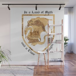 For the Love of Camelot Wall Mural