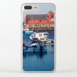 Gloucester Clear iPhone Case