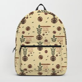 Tiny Little Seed Backpack
