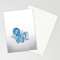 Crystal Dash Stationery Cards