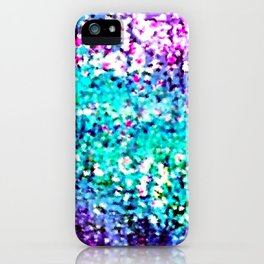 Gorgeous Sea Glitter iPhone Case