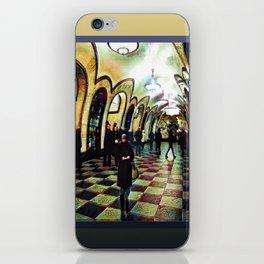 Omega iPhone Skin
