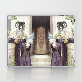The Sheep Spinner Laptop & iPad Skin