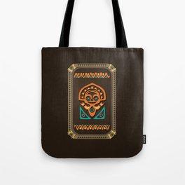 Disney's Polynesian Village - Tiki Tote Bag