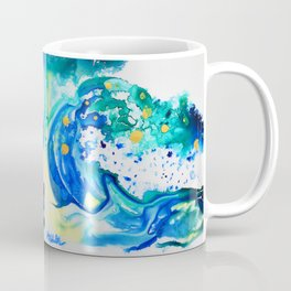 Wave Looks Like a Fish Coffee Mug