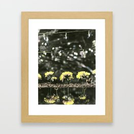 The Child Framed Art Print
