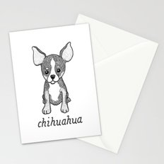 Dog Breeds: Chihuahua Stationery Cards