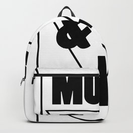 Music & Fun Backpack