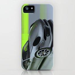 Porsche 911 Digital Painting   Automotive   Car iPhone Case