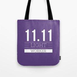 11.11 LIGHT WORKER Tote Bag