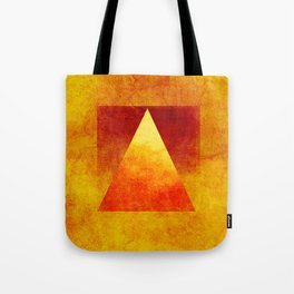 Triangle Composition VI Tote Bag