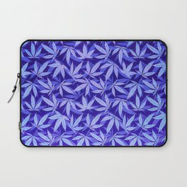 Purple Haze - Cannabis / Hemp / 420 / Marijuana  - Pattern Laptop Sleeve