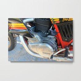 Mille S2  Metal Print