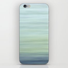 Sea and Sky iPhone Skin