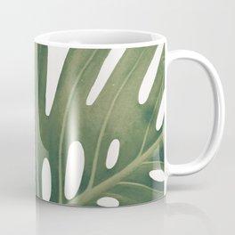 Monstera Coffee Mug