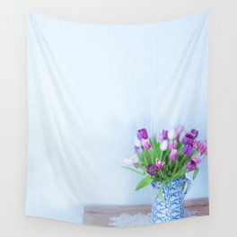 Exhilaration of Spring Wall Tapestry