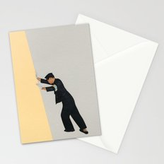 Pushing Boundaries Stationery Cards