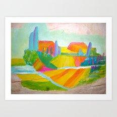 Y8c Art Print