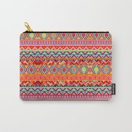 India Style Pattern (Multicolor) Carry-All Pouch