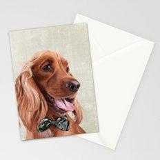 Mr. English Cocker Spaniel Stationery Cards