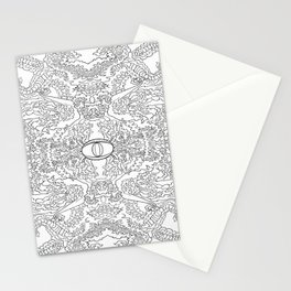 Other Worlds: Eye of the Beholder Stationery Cards