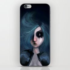Chronophobia iPhone & iPod Skin