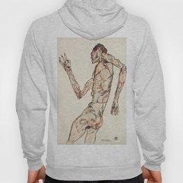 """Egon Schiele """"The Dancer"""" Hoody"""