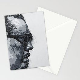 CHARLES MINGUS Fine Art Acylic Painting Portrait Signed Stationery Cards