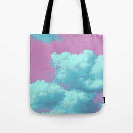 Pastel Sky Tote Bag