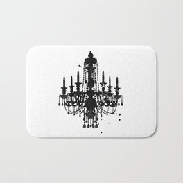 Chandelier Bath Mat