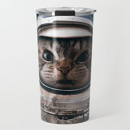 Space catet Travel Mug