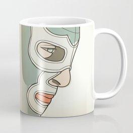 BLUE DEMON Coffee Mug