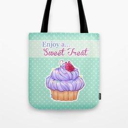 Cupcake Mouse Tote Bag
